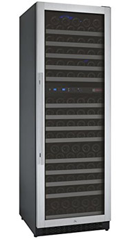 Allavino FlexCount 172-Bottle Dual Zone Wine Refrigerator