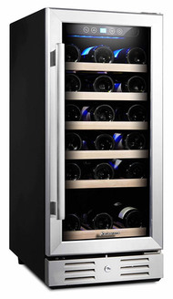 Kalamera 15-Inch 30-Bottle Wine Cooler