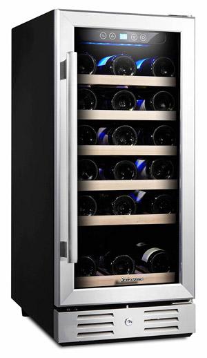 Kalamera 15-Inch Wine Cooler 30-Bottle